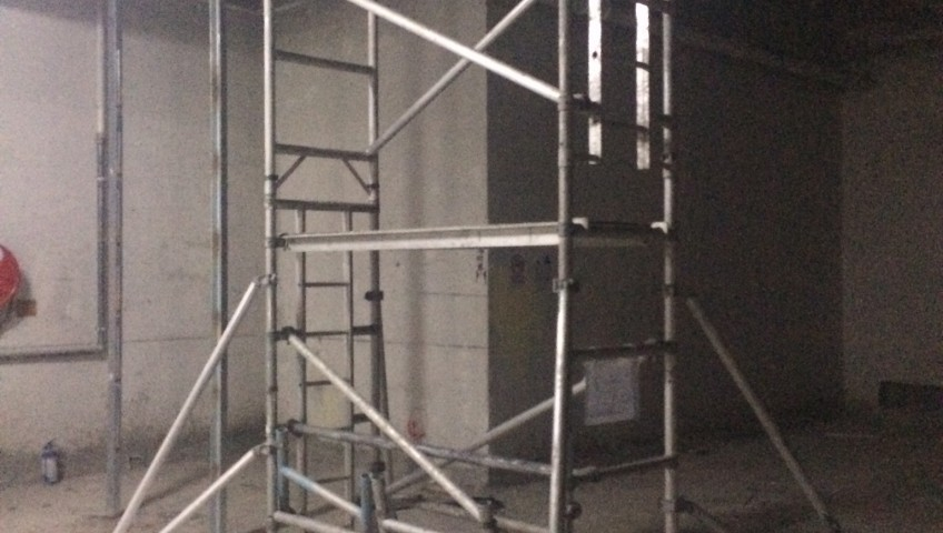 3M 窄架用於東薈城